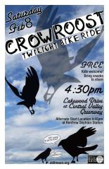 CrowRoostBikeRide