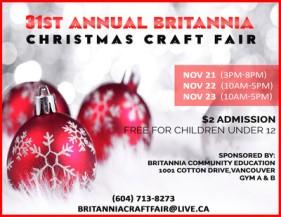 2014_Britannia_Craft_Fair_Poster