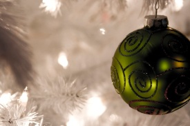 GreenOrnament