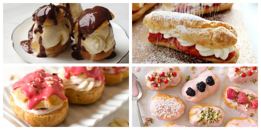 Eclairs&CreamPuffsFebruary5,2017