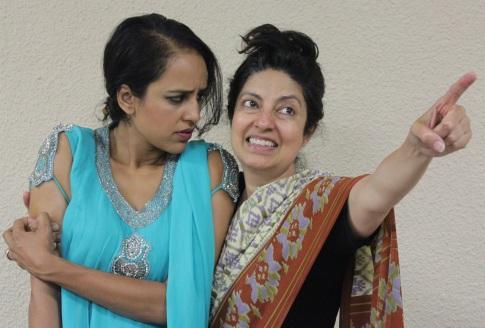 Bombay Black_Agam Darshi and Nimet Kanji_credit Zahida Rahemtulla