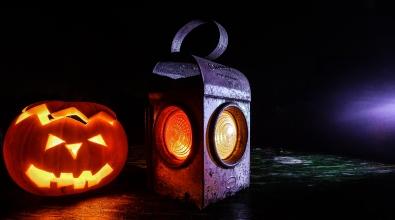 HalloweenPumpkin&Lantern