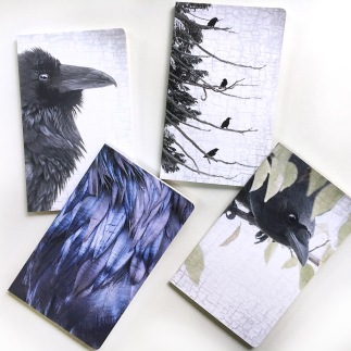 JuneHunter four notebooks