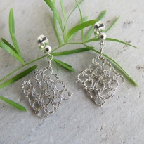 NiftyFor50Cord&Stone-Diamond-Lace- Earrings LOW RES