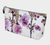 June Hunter blossom make up bag
