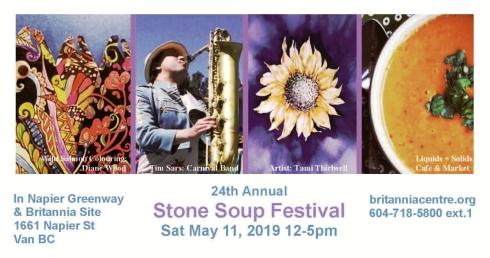 Stone Soup Festival 2019