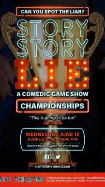 StoryStoryLieJune12th