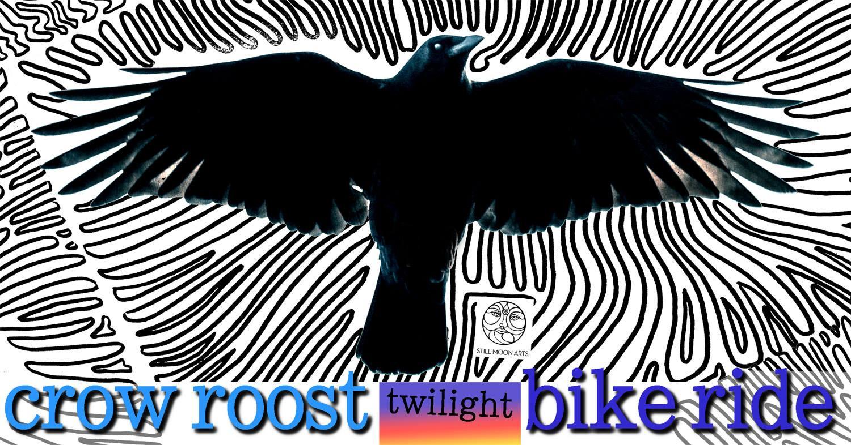 CrowRoostBikeRide2020
