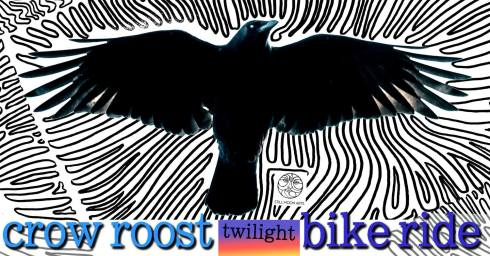 CrowRoostBikeRide2020